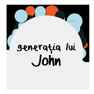 Generaţia lui John