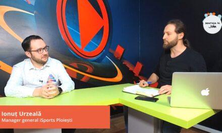 Ionuț Urzeală, manager iSports Ploiești, la podcast Generația lui John, EP. 18