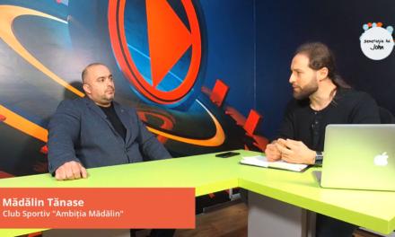 """Mădălin Tănase, fondator """"Ambiția Mădălin, la podcast Generația lui John, EP. 17"""