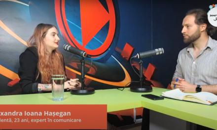 """ALEXANDRA HAȘEGAN – """"AM RENUNȚAT LA FACULTATE PENTRU CĂ NU MAI ERAM BINE CU MINE"""", EP. 29"""