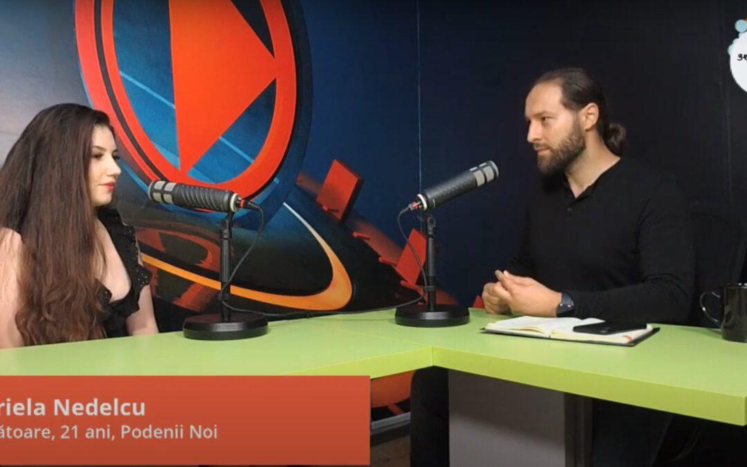 """GABRIELA NEDELCU, ÎNVĂȚĂTOAREA CARE SCHIMBĂ: """"ÎN FIECARE LUNĂ ÎMI SCRIAM DEMISIA"""", EP. 36"""
