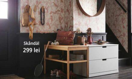Nou în catalogul Ikea: Skåndäl