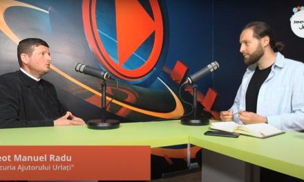 """PREOTUL MANUEL RADU DE LA URLAȚI: """"SUFLETUL ESTE ÎN OAMENII CARE MĂ ÎNCONJOARĂ"""", EP. 28"""